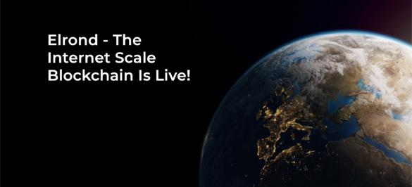 Elrond Technologie Blockchain