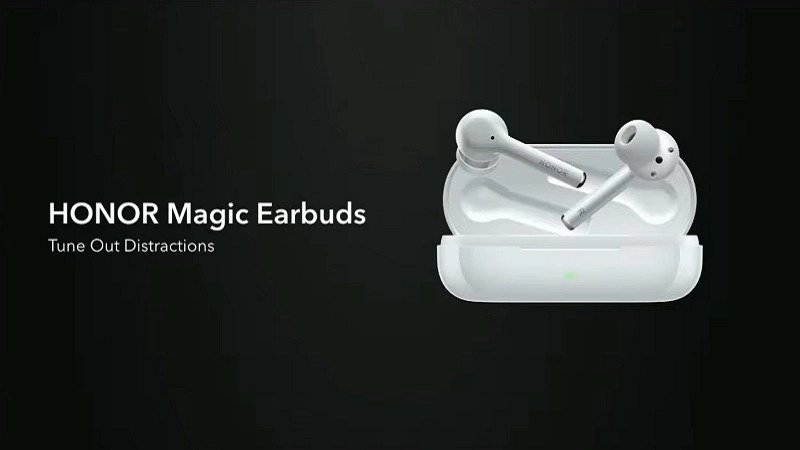 Honor lance les Magic Earbuds, une alternative aux Airpods Pro !