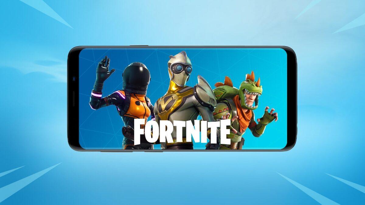 Fortnite est désormais disponible sur le Play Store !