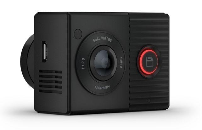 CES 2020 : Garmin lance sa nouvelle Dash Cam Tandem en 360° !