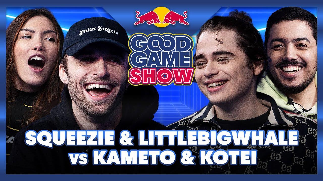 Good Game Show : la nouvelle émission de Red Bull Checkpoint sur YouTube