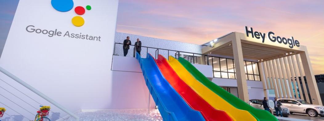 CES 2020 : Google Assistant et ses nouveautés