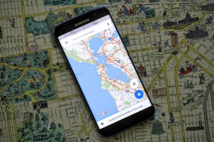 Innovation chez Google: la mise à jour de Maps