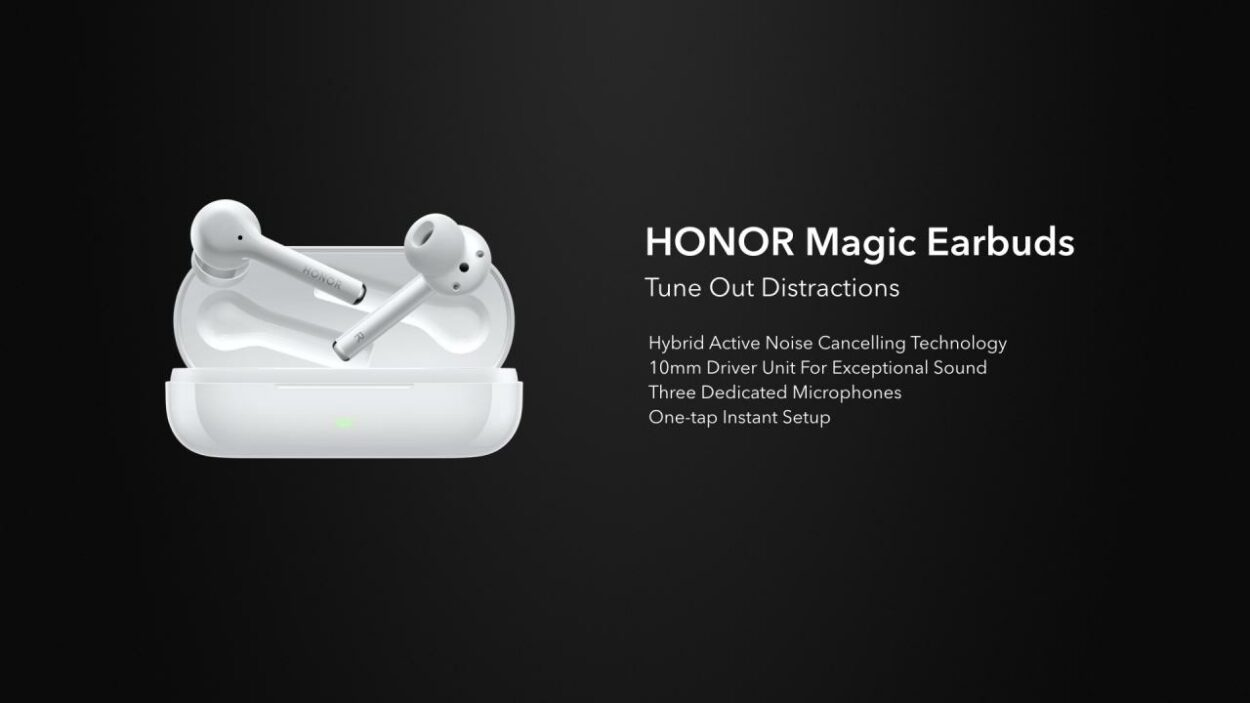 rotek honor magic earbuds airpods