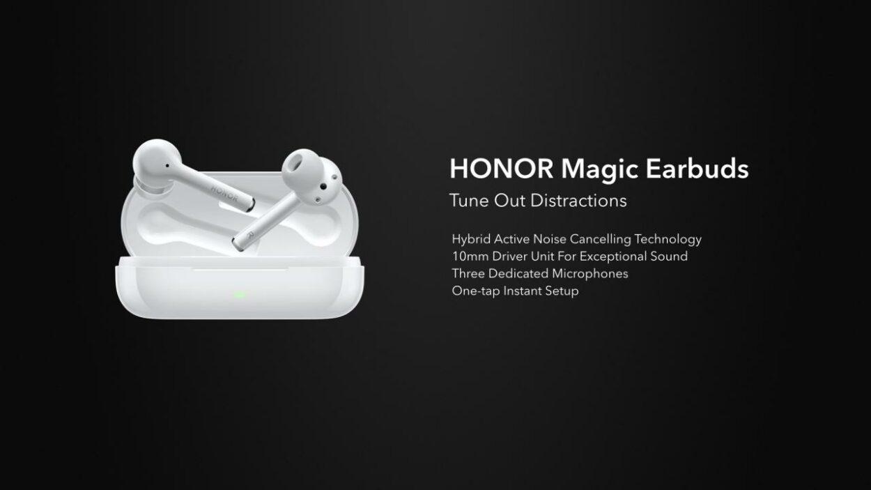 rotek honor magic earbuds airpods