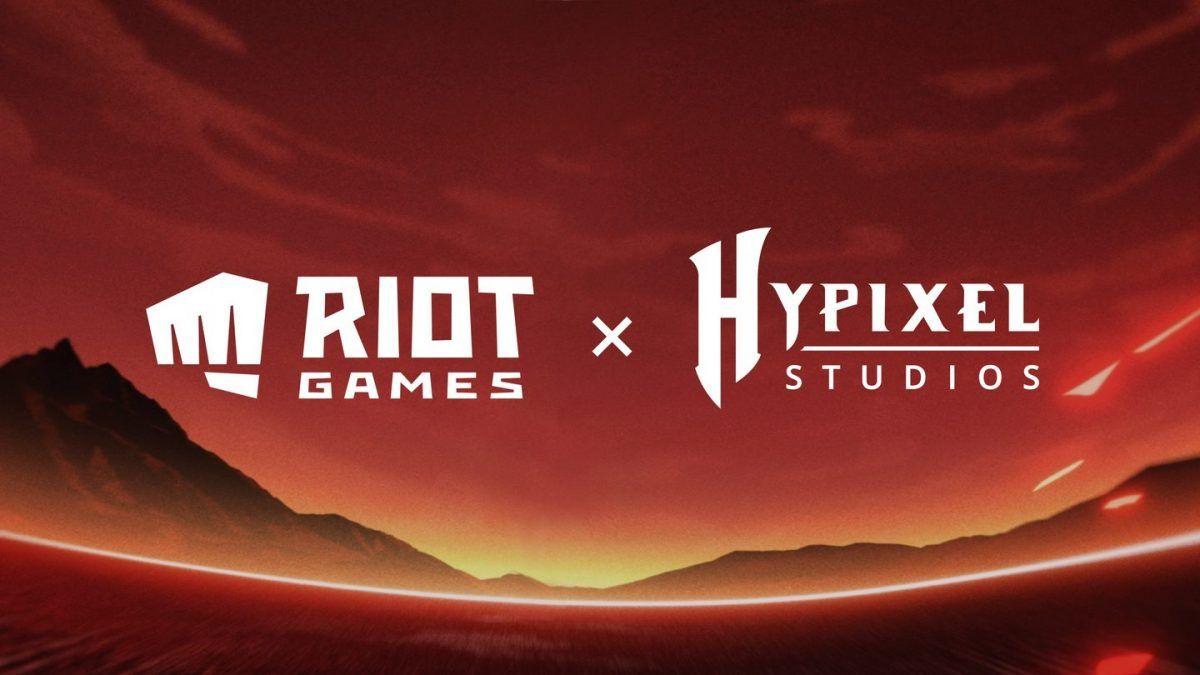 Hypixel Studios, développeur d'Hytale racheté par Riot Games