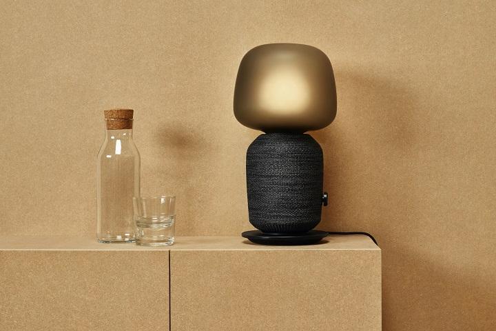 SYMFONISK : une lampe et une étagère créées par Ikea et Sonos