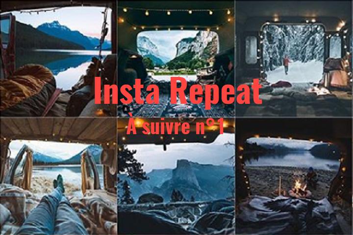 Insta Repeat : quand les photos Instagram sont pareilles – À suivre n°1
