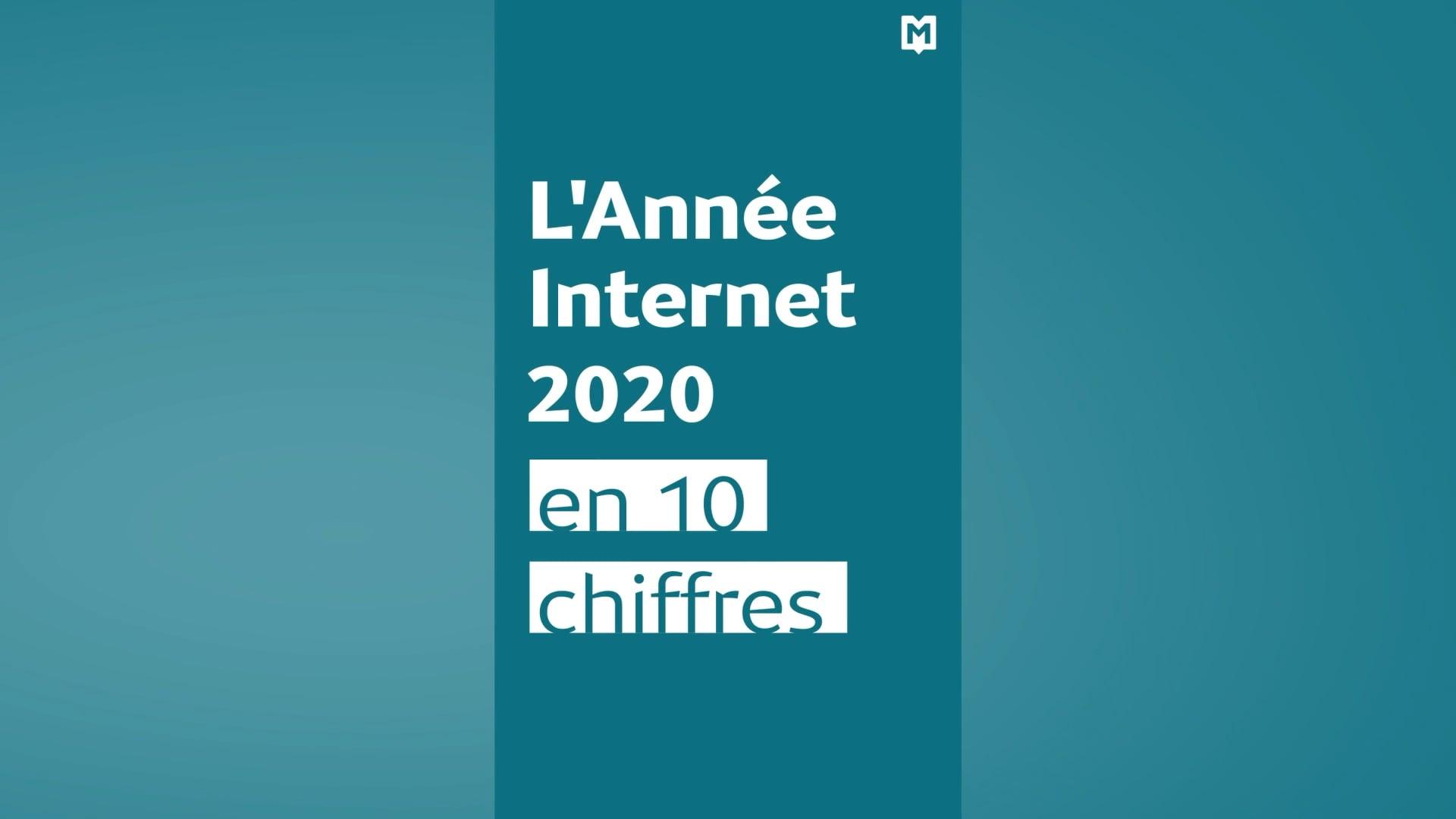 Internet en 2020 : les chiffres de Médiamétrie sur les Français