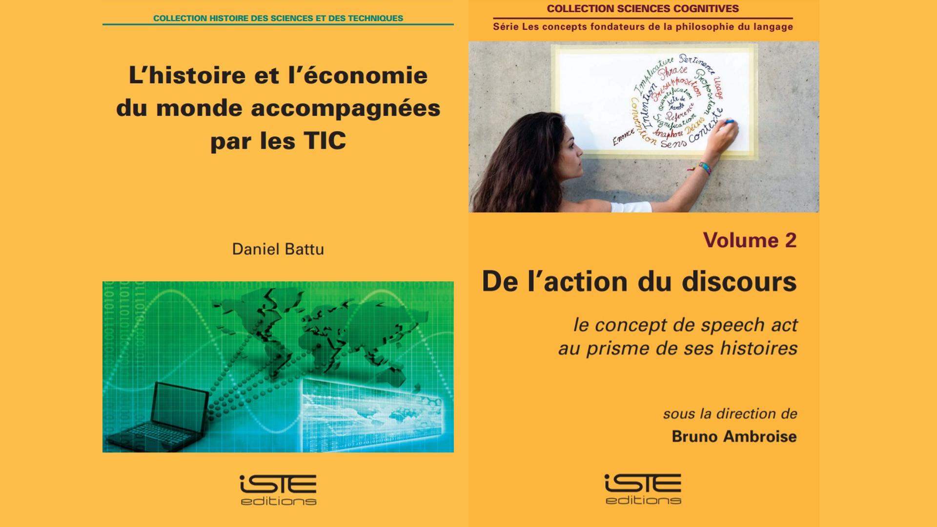 ISTE Group offre tous les jours deux livres numériques scientifiques