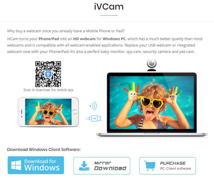 download ivcam