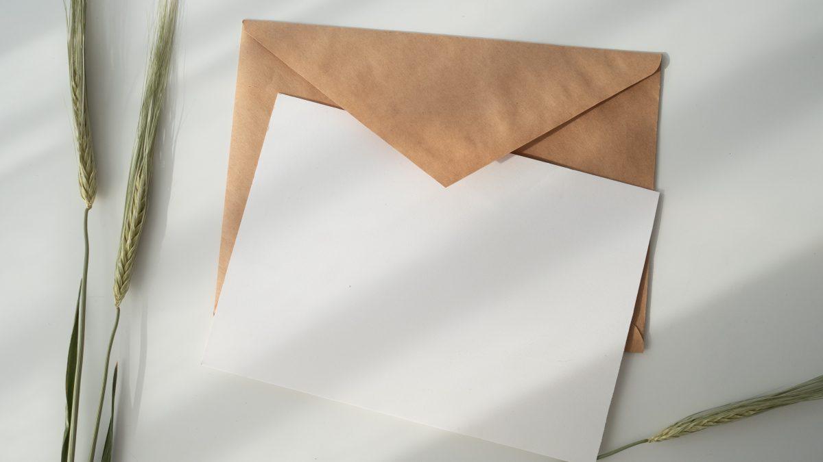 Comment envoyer un courrier sans imprimante ?