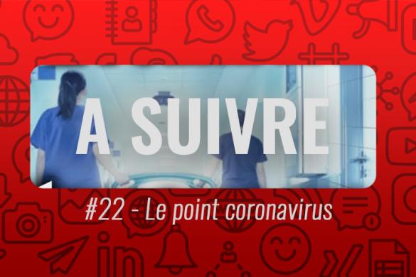 le point coronavirus