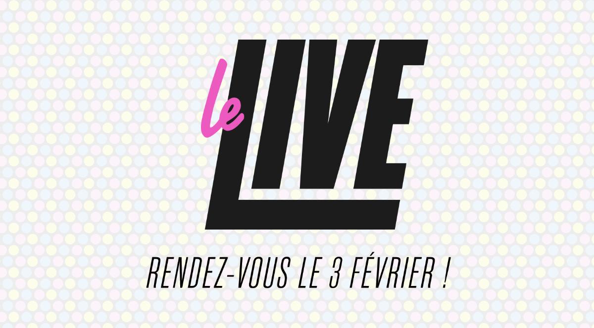 leLIVE : le nouveau média de Webedia sera lancé prochainement
