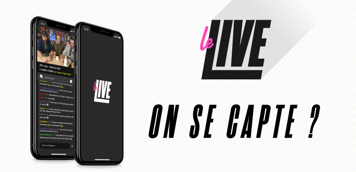 leLIVE : la grille des programmes qui seront diffusés