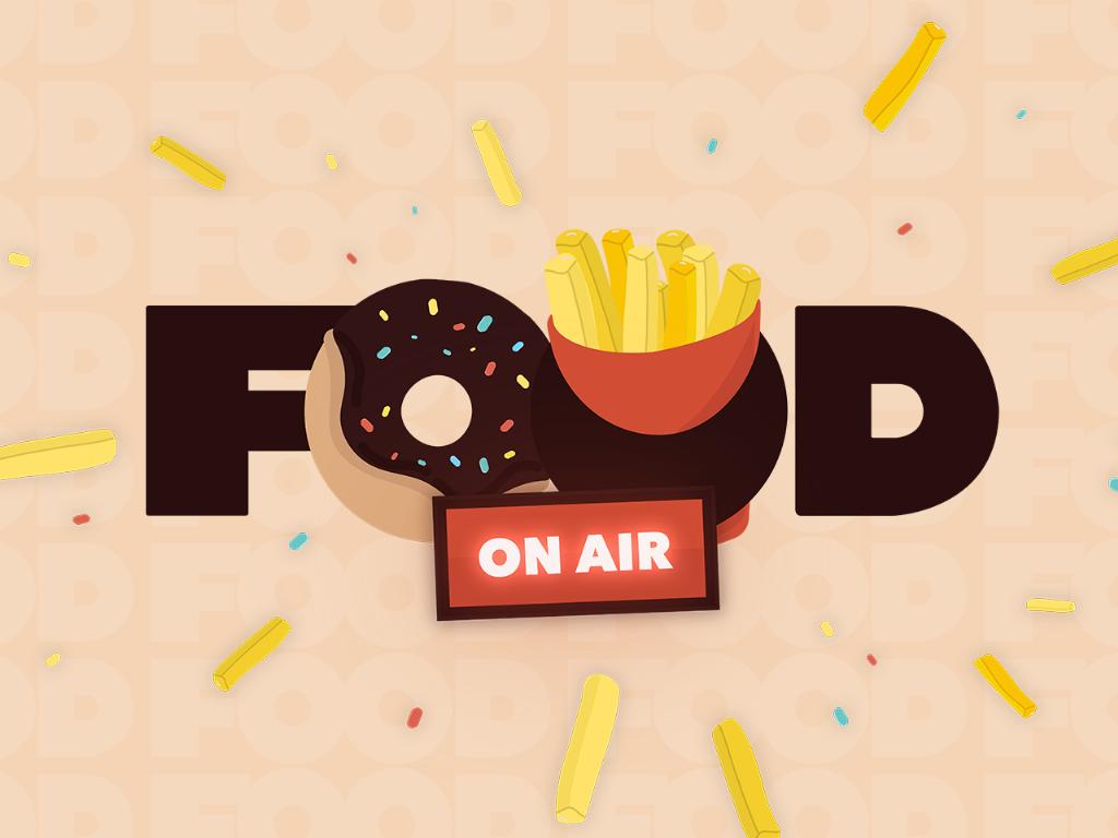 food on air
