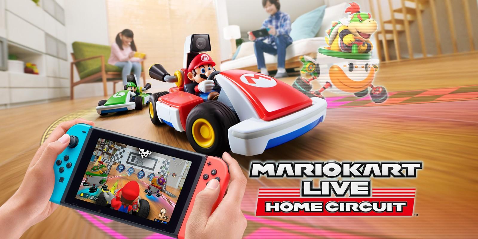 Mario Kart Live : la course dans la vraie vie !
