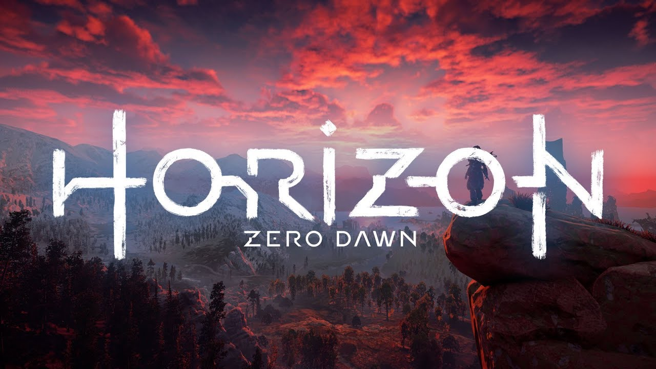 Horizon Zero Dawn, un jeu post-apocalyptique !