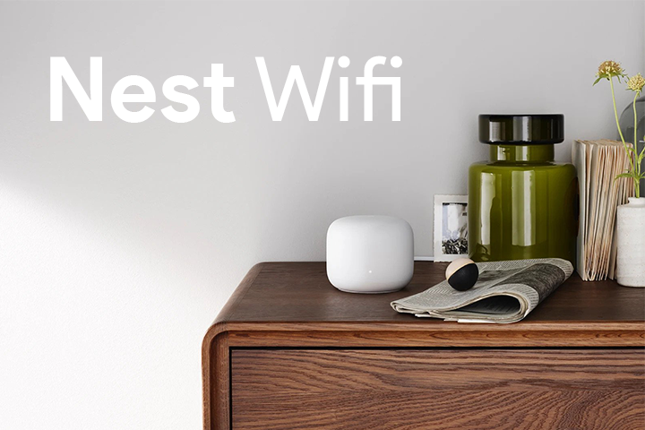 Nest Wifi – Le nouveau routeur made by Google