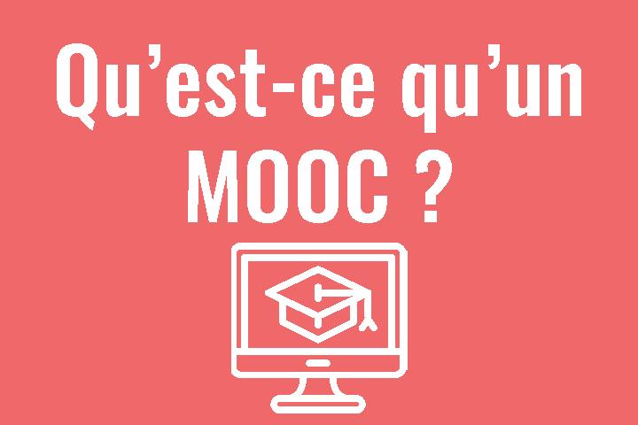 Qu'est-ce qu'un MOOC ?