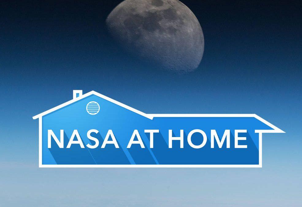 La NASA met à disposition gratuitement ses livres et vidéos pendant le confinement