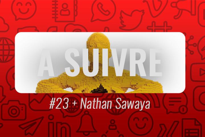 Nathan Sawaya, l'art en LEGO – À suivre n°23