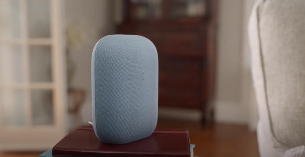 Nest Audio : une Google Home faite pour la musique