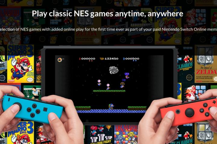 Nintendo Switch Online : 22 jeux SNES ont été découverts !