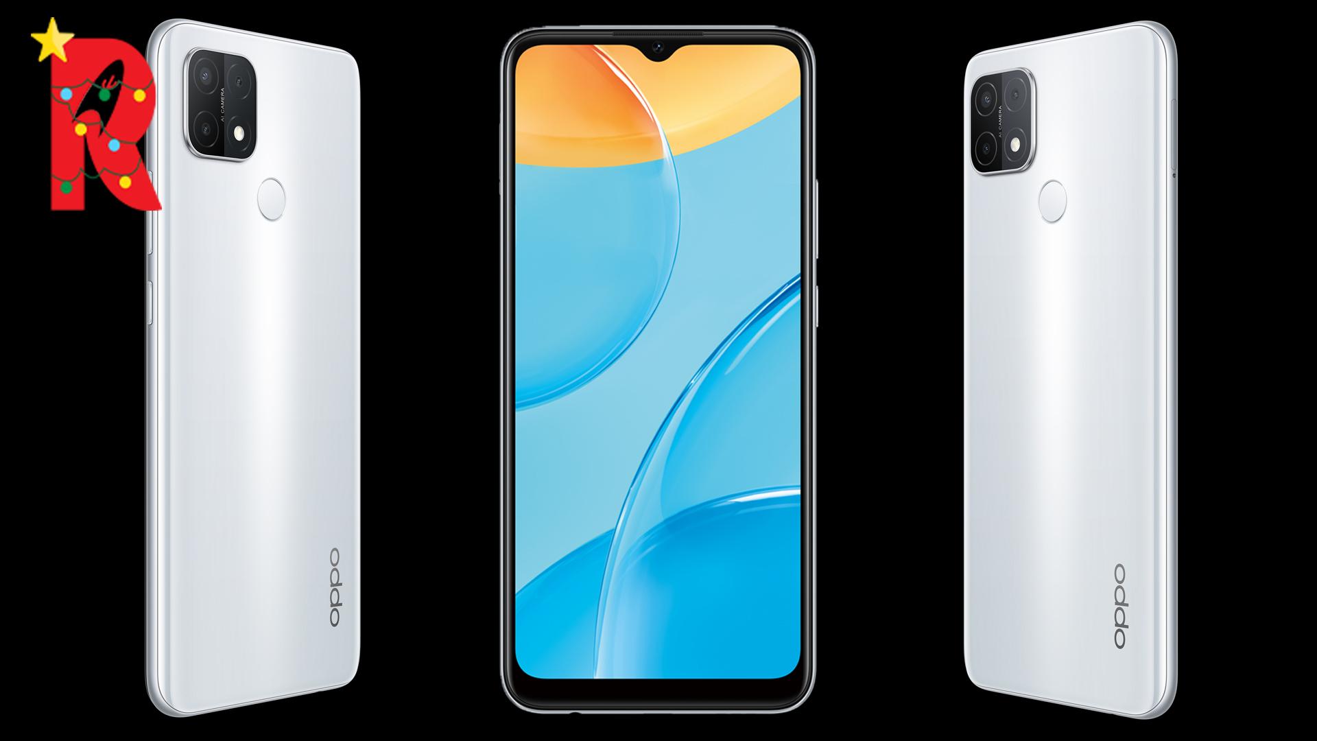 OPPO A15 : un nouveau smartphone lancé à 149€ !