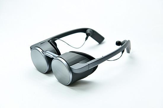 CES 2020 : Panasonic développe des lunettes VR UHD et HDR