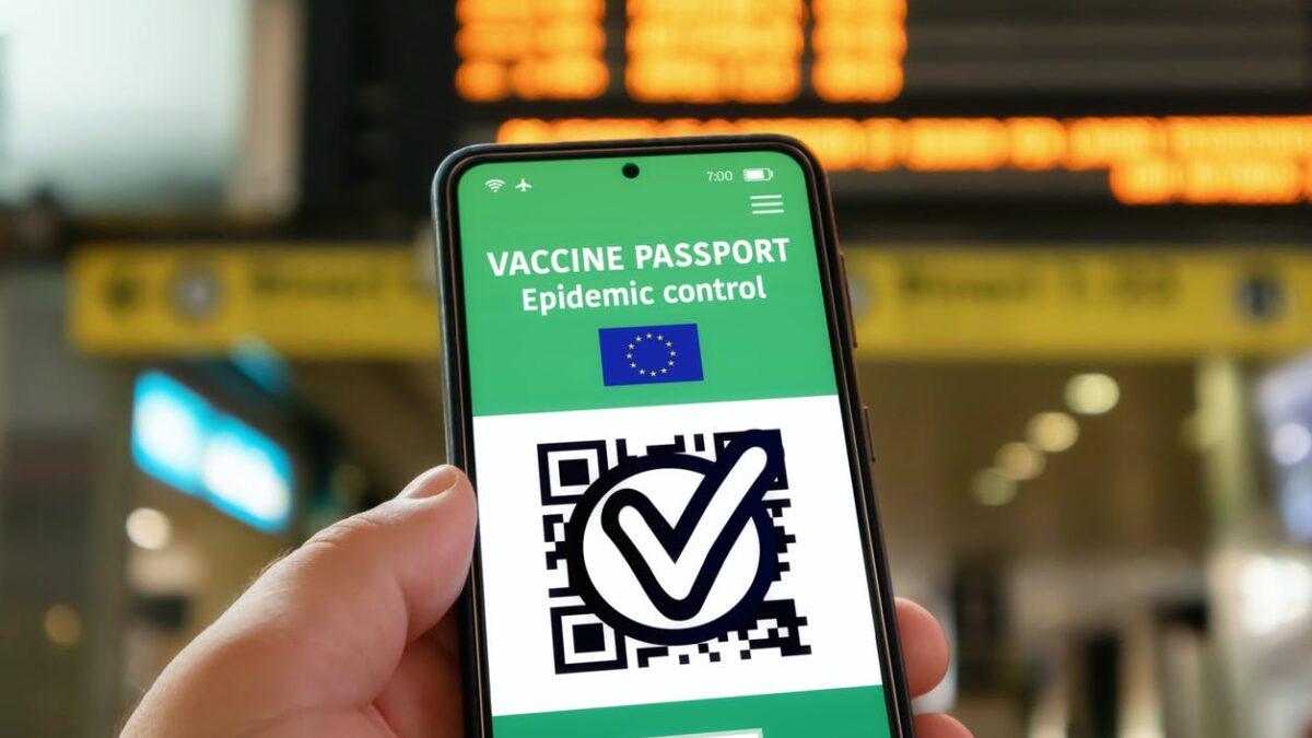 Le pass sanitaire pourrait arriver sur Android selon Google