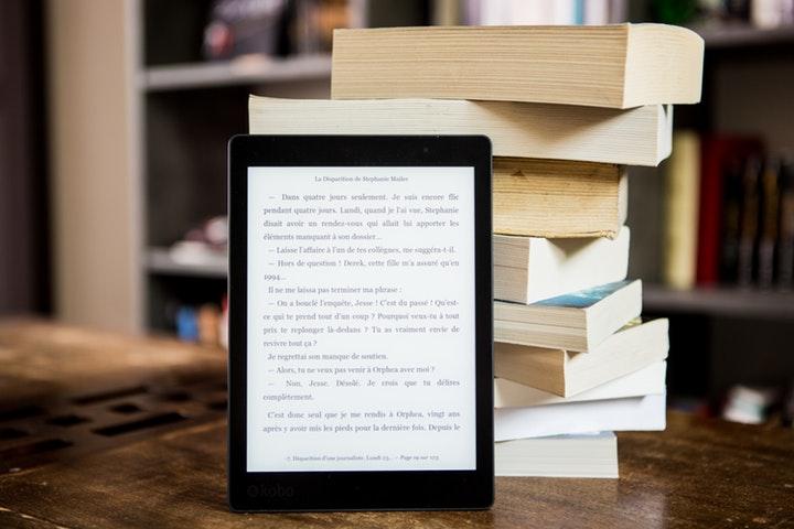 Le Boom des e-books et des liseuses