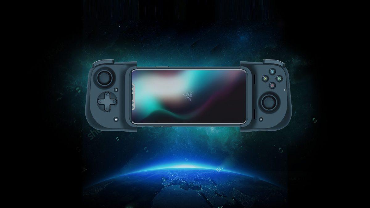 CES 2020 : Razer présente Kishi, une manette pour smartphones