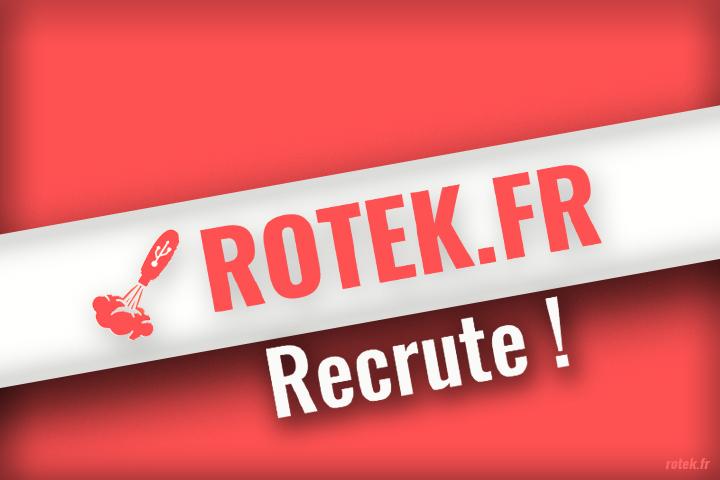 Devenir rédacteur informatique chez Rotek