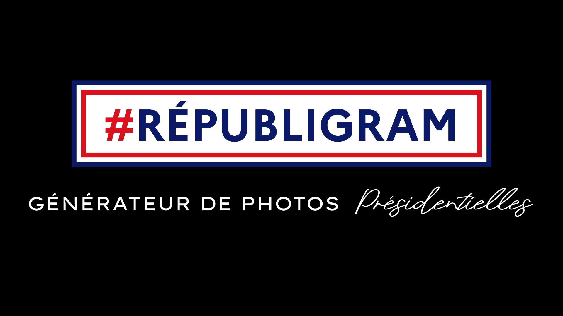 Républigram : le générateur de photos présidentielles (et de memes)