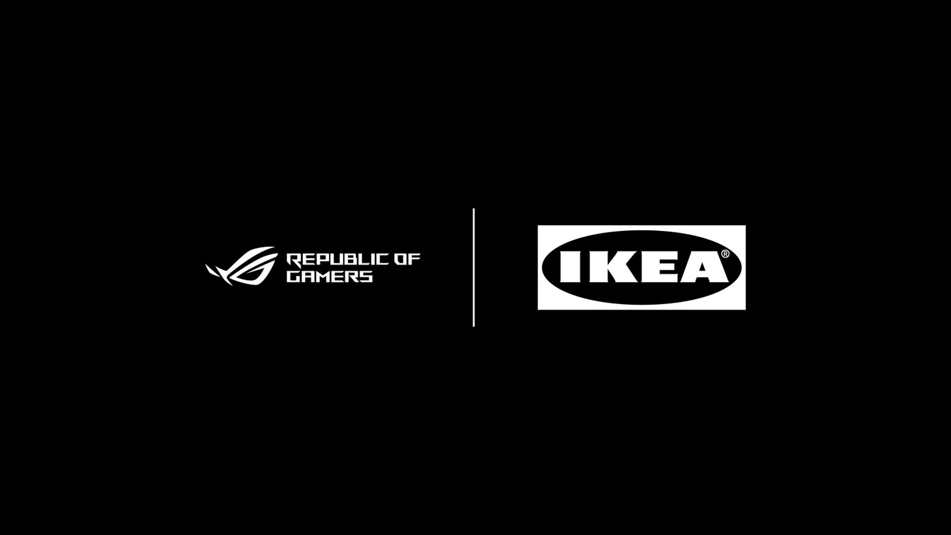 ROG et Ikea s'associent pour créer du mobilier gaming accessible