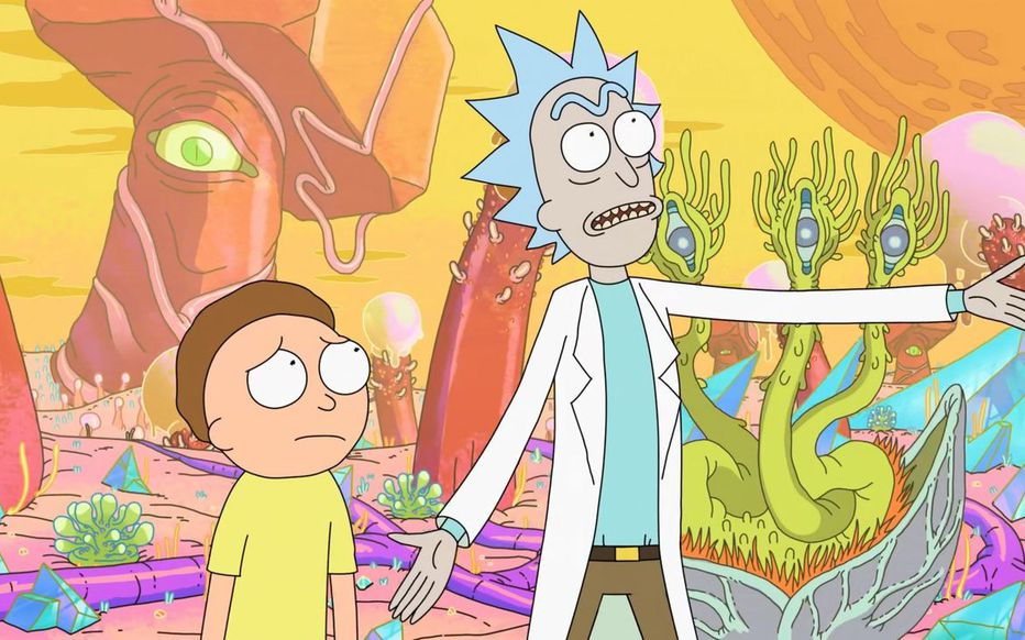 saison 4 rick & morty