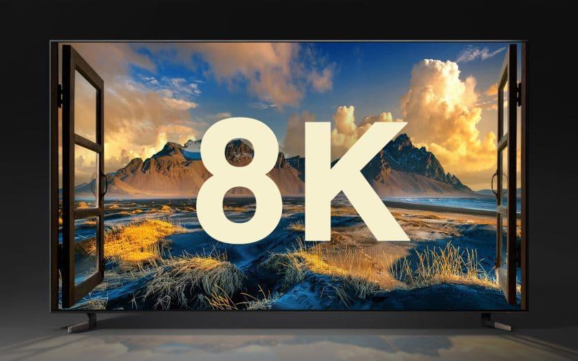 Tout ce qu'il faut savoir sur les téléviseurs 8K