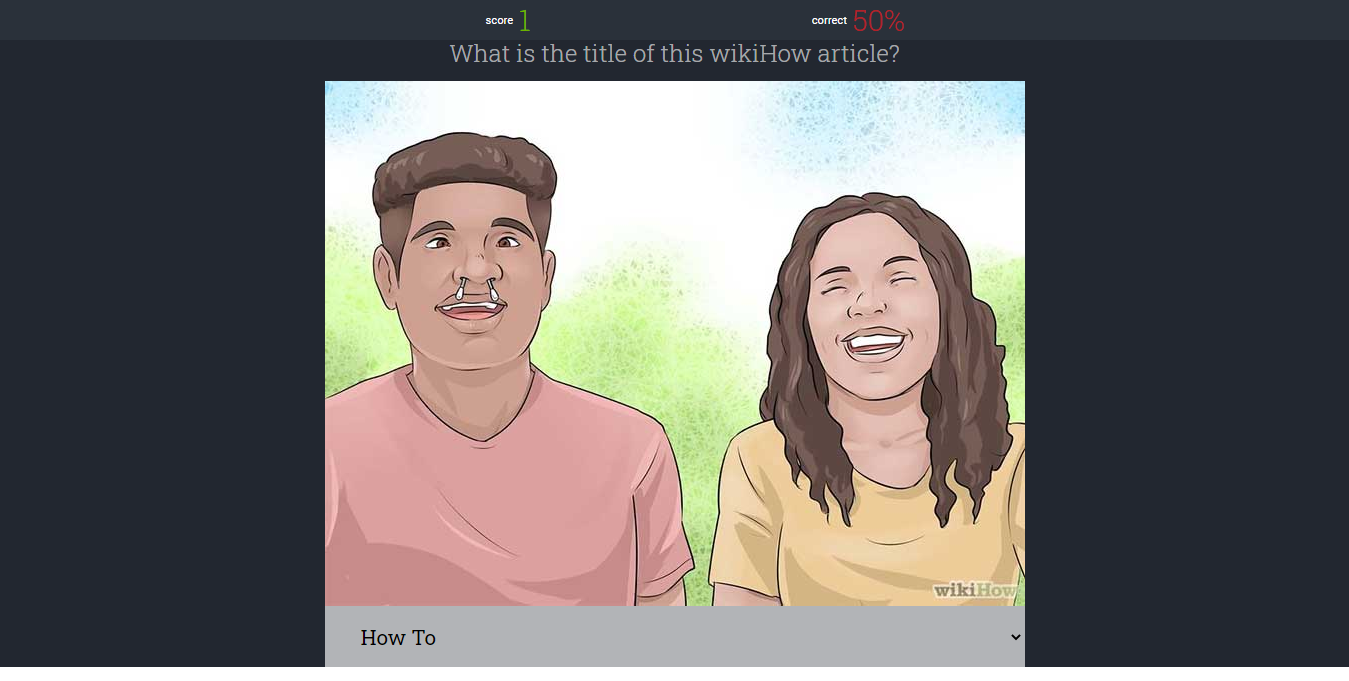 test wikihow