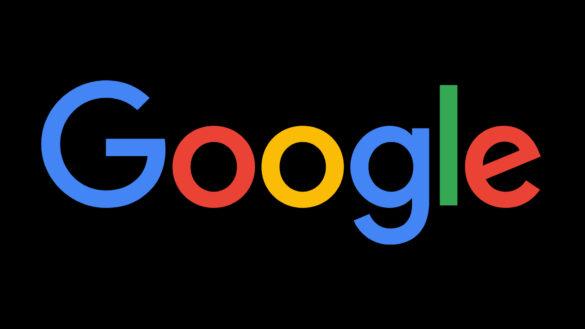 thème sombre google