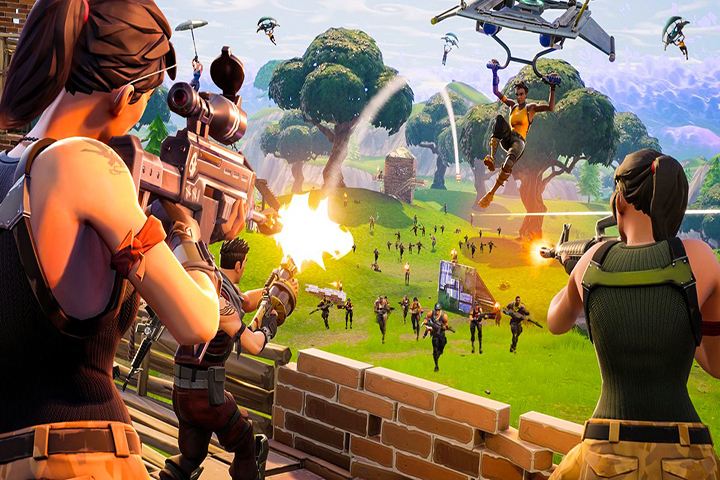 Fortnite ne sera pas disponible sur le Google Play Store