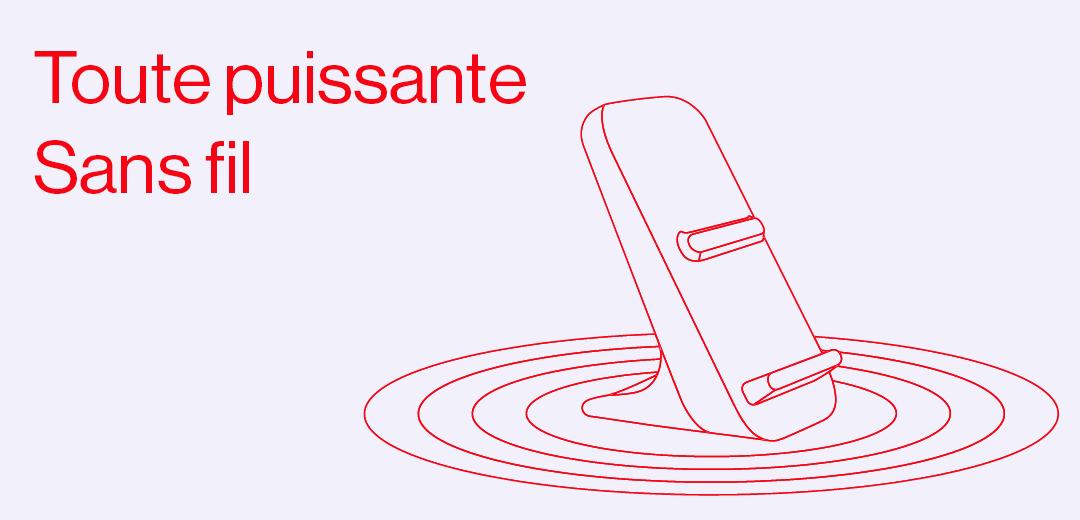 Warp Charge 30 Wireless : la technologie de recharge sans fil de OnePlus