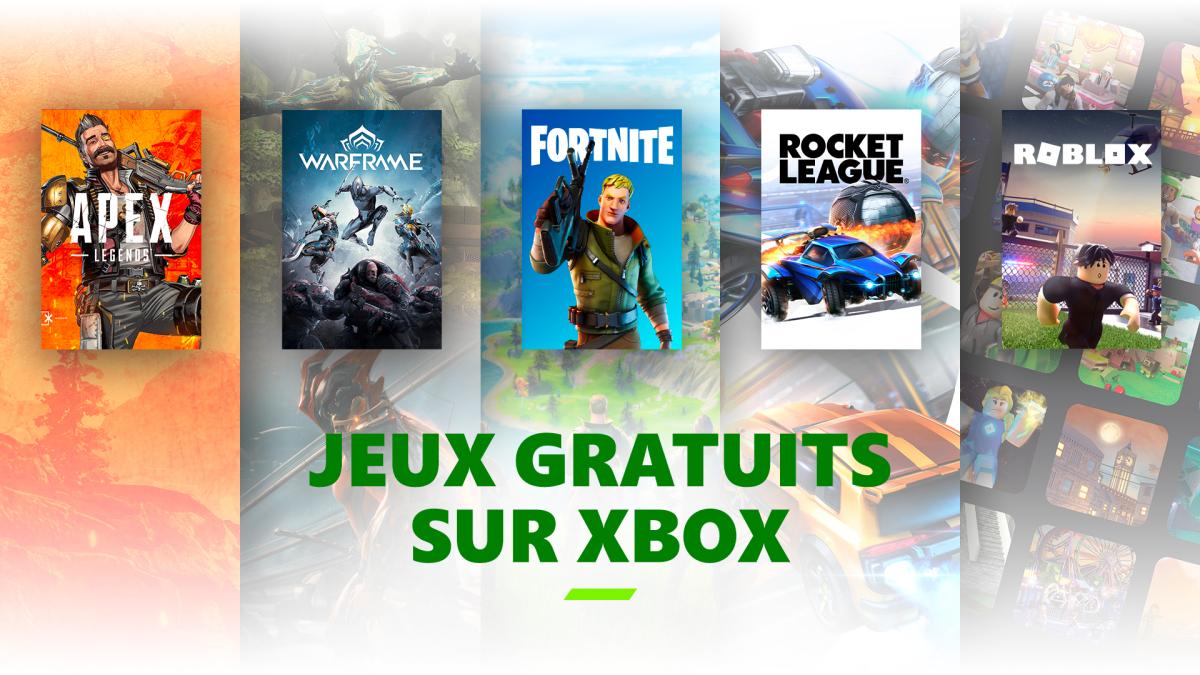 Xbox : le online devient gratuit sur plus de 50 jeux !